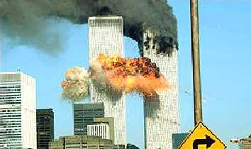 911day Memorial Photographs - Psychology of Shortcuts - Photo Twenty-Seven