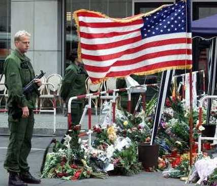 911day Memorial Photographs - Psychology of Shortcuts - Photograph Number Fifty-Four